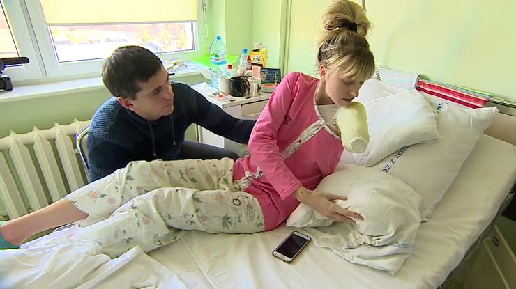Jest wyrok dla Roberta S. Jego ukraińska pracownica straciła rękę w maglu