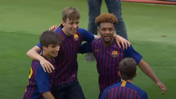 Nowa siła Barcelony? Syn legendy podpisze kontrakt!