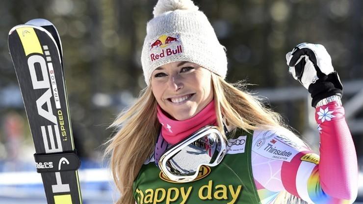 Alpejski PŚ: Vonn wygrała zjazd w Garmisch-Partenkirchen
