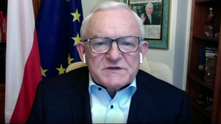 Leszek Miller: PiS tak organizuje szczepienia, jak Sasin wybory