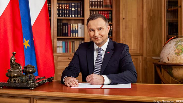 Andrzej Duda odbierze uchwałę PKW o wyborze na prezydenta