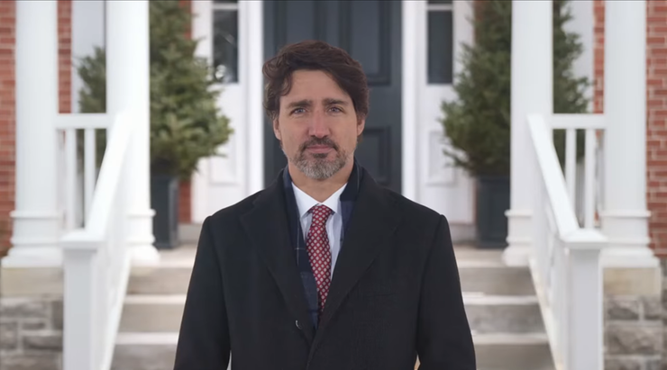 Uzbrojony mężczyzna na terenie rezydencji premiera Kanady. Został zatrzymany
