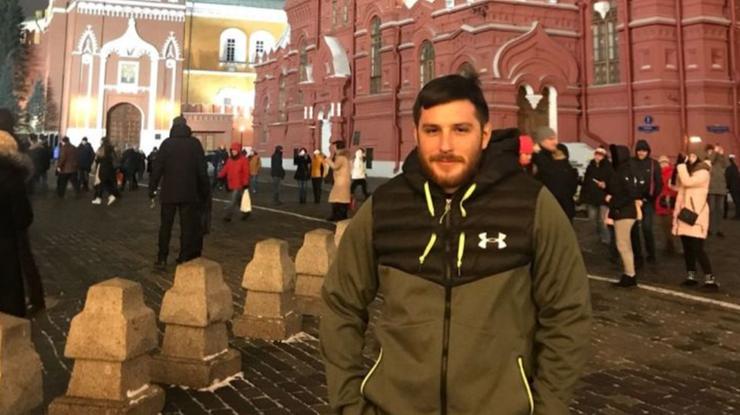 Amerykański student skazany w Rosji na dziewięć lat kolonii karnej