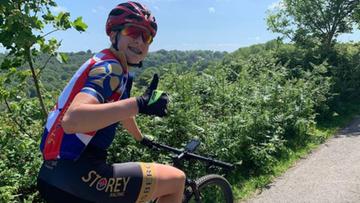 MŚ w kolarstwie: Triumf Zoe Backstedt w wyścigu ze startu wspólnego juniorek