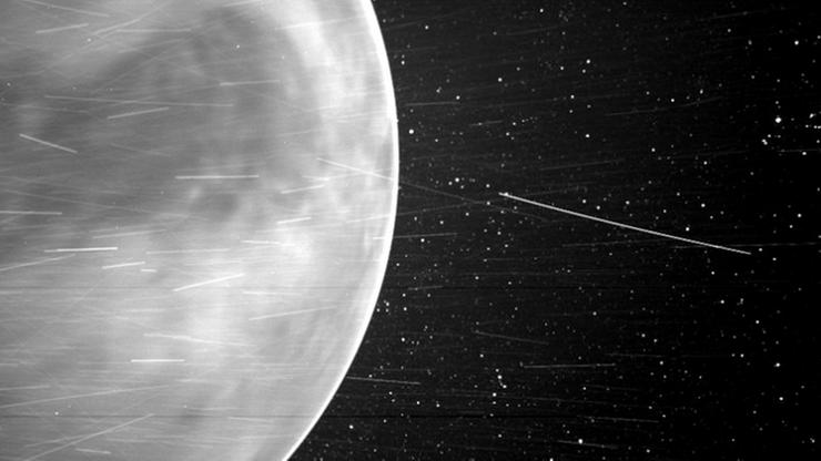 NASA pokazała niespotykane zdjęcie Wenus
