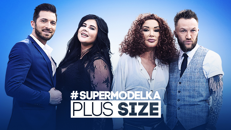 #Supermodelka Plus Size