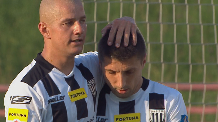 Fortuna 1 Liga: Ważny triumf Sandecji
