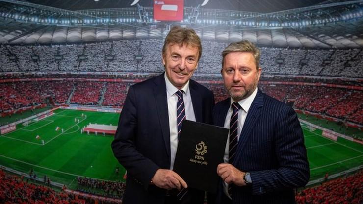 PZPN przedłużył kontrakt z Jerzym Brzęczkiem