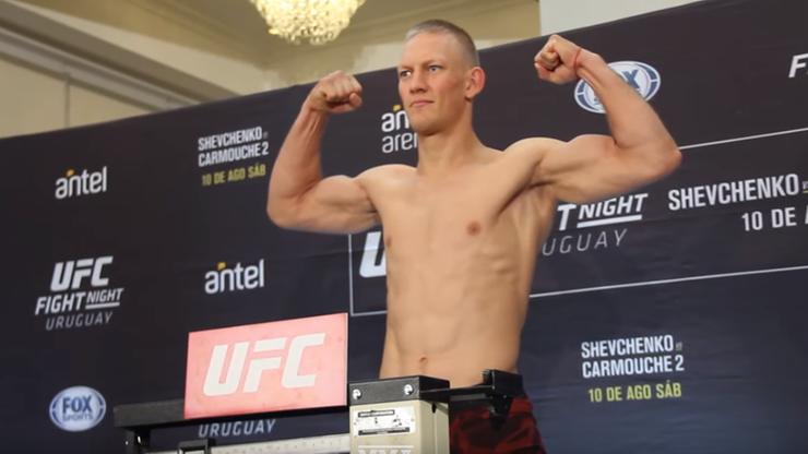 UFC: Piechota w limicie