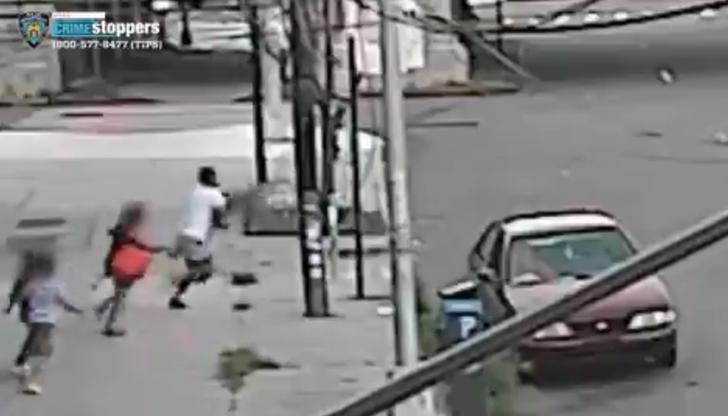 USA. Próba porwania. Matka wyciągnęła dziecko z auta przestępcy