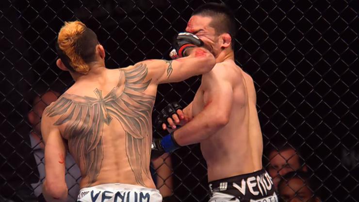 """UFC 238: Zawsze efektowny! Jak swoje walki kończy """"El Cucuy""""?"""