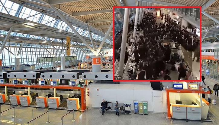 """Warszawa. Grupa Żydów łamała obostrzenia na Lotnisku Chopina. """"Apelujemy o rozsądek pasażerów"""""""