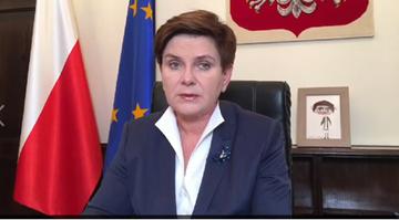 Beata Szydło: będzie nowa agenda w sprawie uchodźców