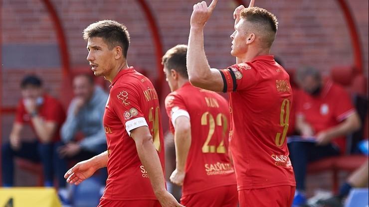 Fortuna 1 Liga: Lider zremisował w Łodzi
