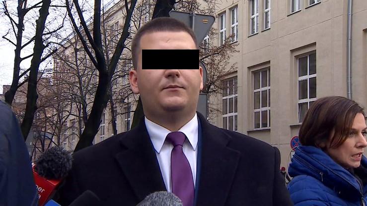 """Przedłużenie śledztwa przeciw Bartłomiejowi M. """"Szkody na 491 tys. zł"""""""