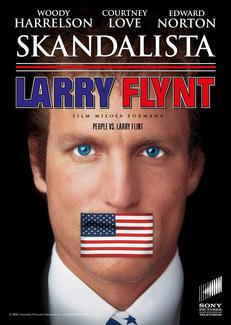 Skandalista Larry Flynt