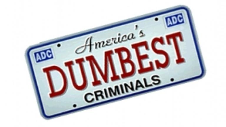 Najgłupsi przestępcy Ameryki