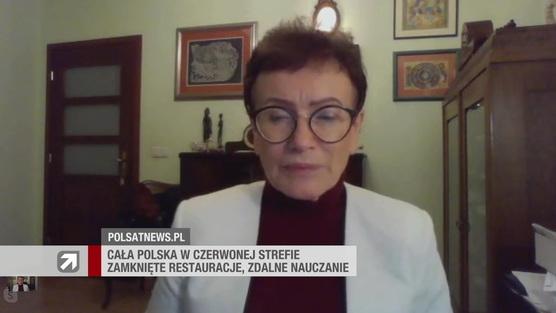 Gość Wydarzeń -  Anna Boroń-Kaczmarska
