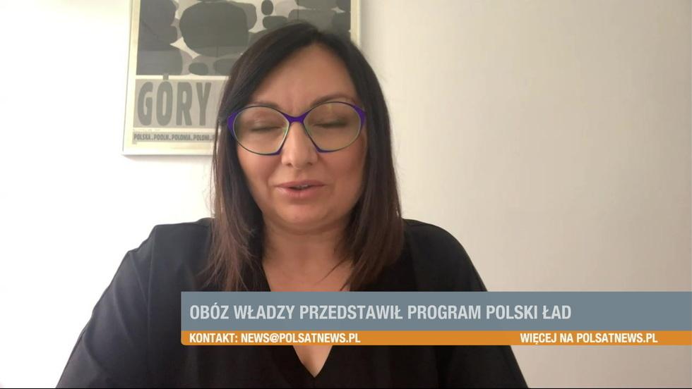 Śniadanie w Polsat News i Interii - 16.05.2021