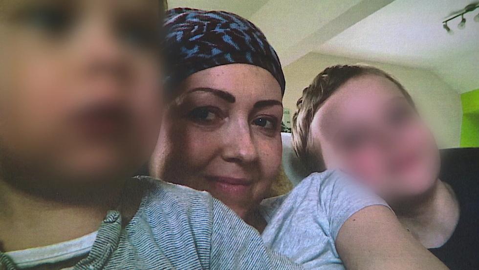 Interwencja - Mąż zostawił chorą na raka i zabrał dzieci