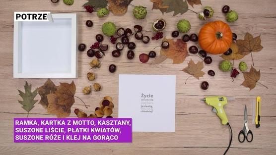 Jesień, jesień, jesień ah to Ty!