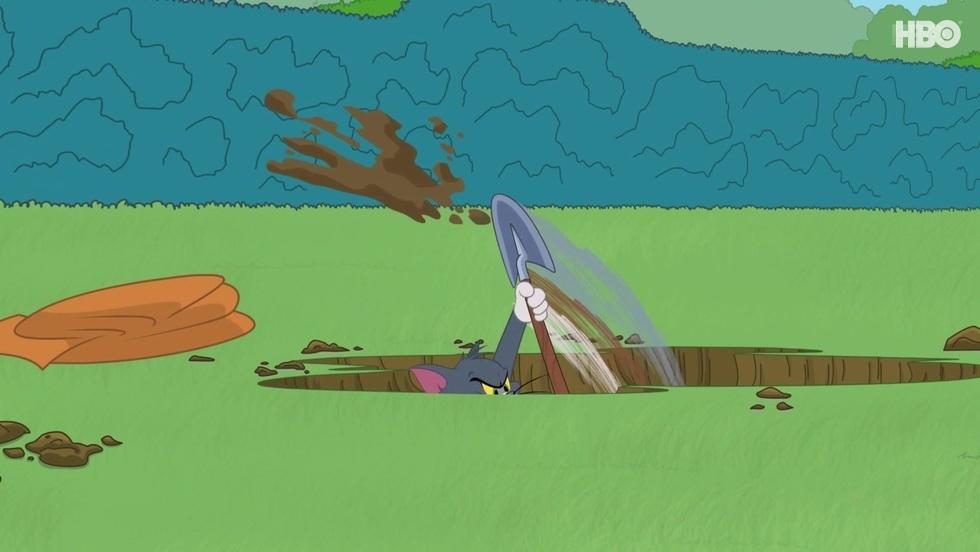 Tom i Jerry Show II, odc. 64