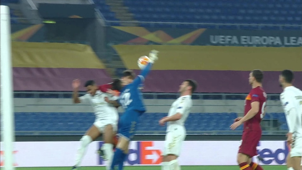 AS Roma - SC Braga