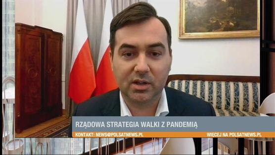 Śniadanie w Polsat News - 18.10.2020