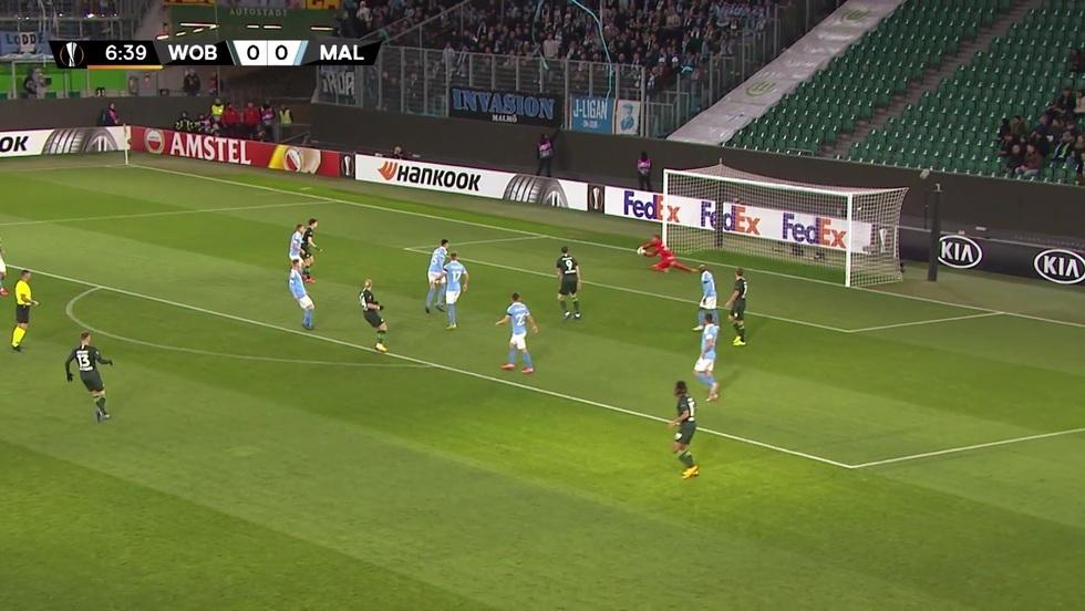 VfL Wolfsburg - Malmoe FF