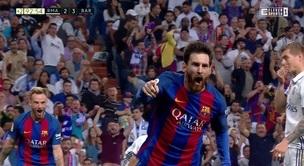 El Clásico w ELEVEN: Messi na 3:2