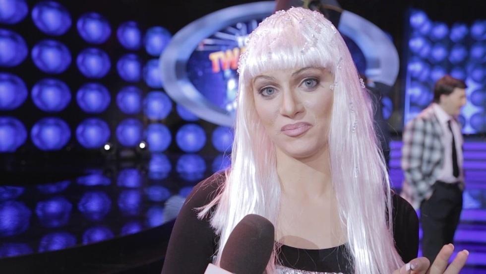 Kasia Popowska jako Cher