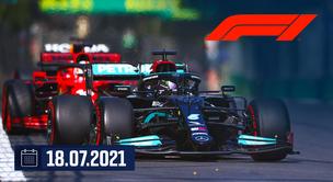 GP Wielkiej Brytanii 2021 (cały wyścig)
