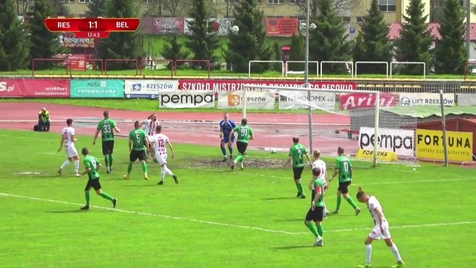 Apklan Resovia - GKS Bełchatów
