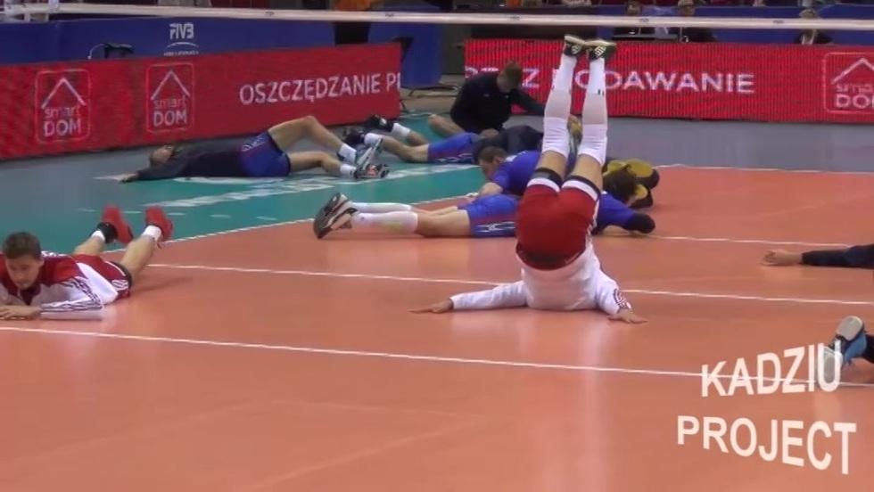 Kadziu Project - Kulisy meczu Ligi Światowej: Polska - Rosja cz. 2