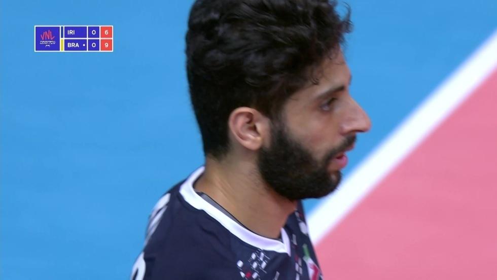 Iran - Brazylia