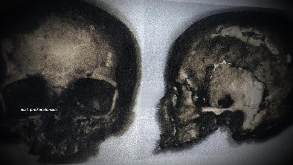 Interwencja - Widziano ją w tramwaju, potem znaleziono czaszkę. Co stało się z panią Kingą?