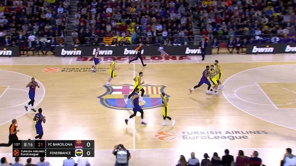 FC Barcelona - Fenerbahce Stambuł