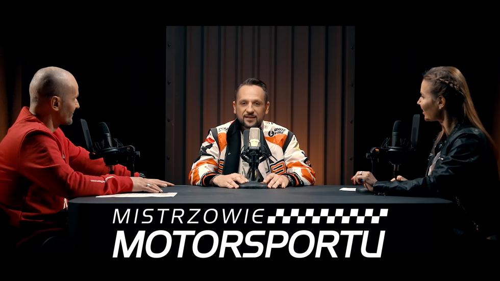 Mistrzowie Motorsportu - Arkadiusz Lindner