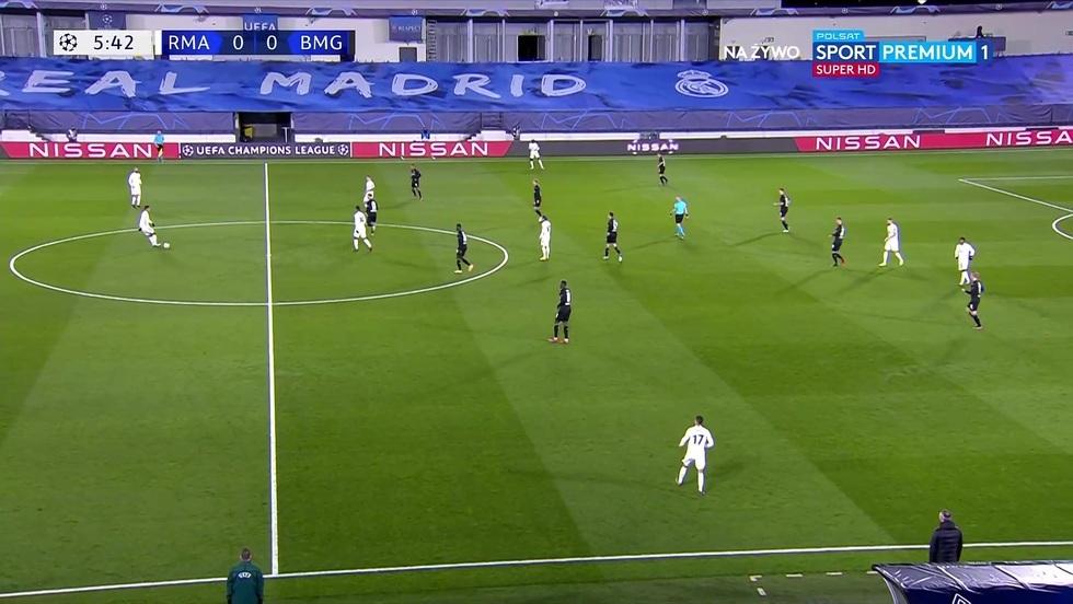 Real Madryt - Borussia M'gladbach