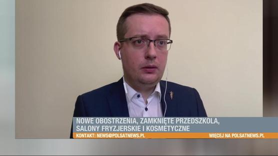 Śniadanie w Polsat News i Interii - 28.03.2021