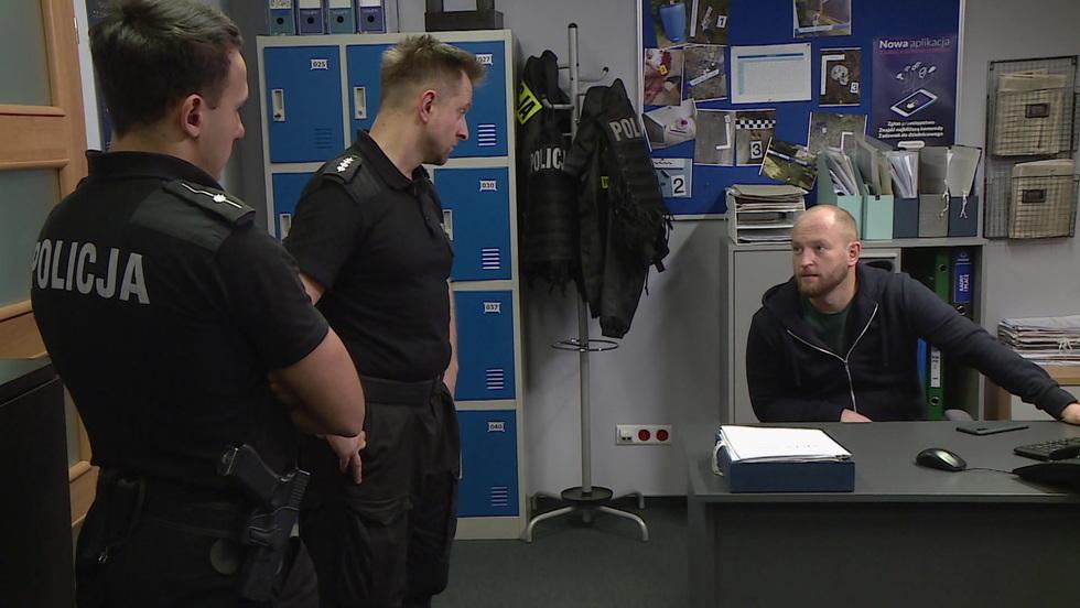 Policjantki i Policjanci - Odcinek 733