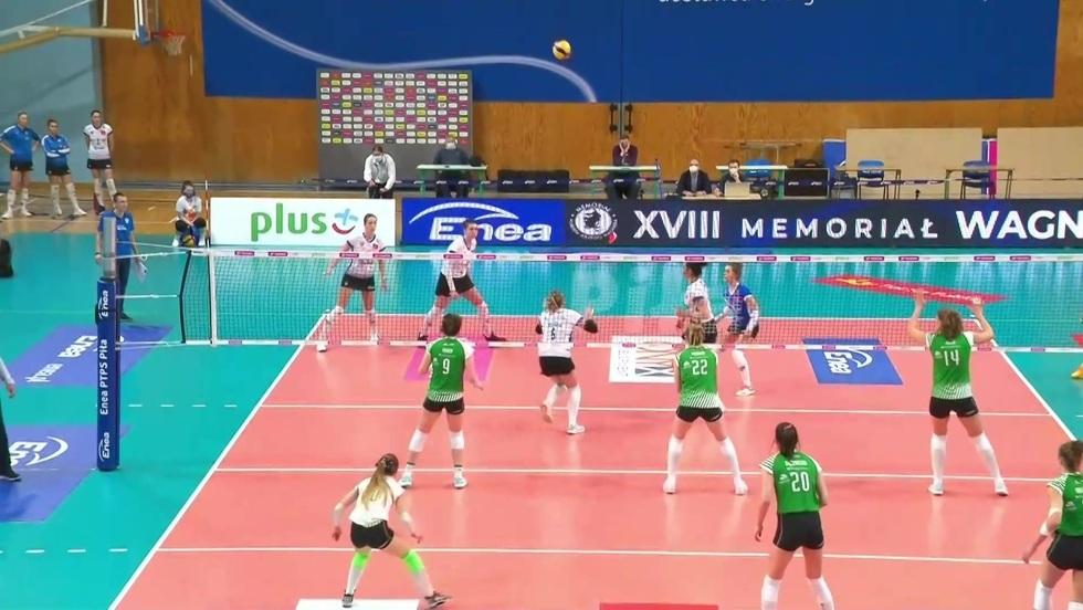 Enea PTPS Piła - #VolleyWrocław